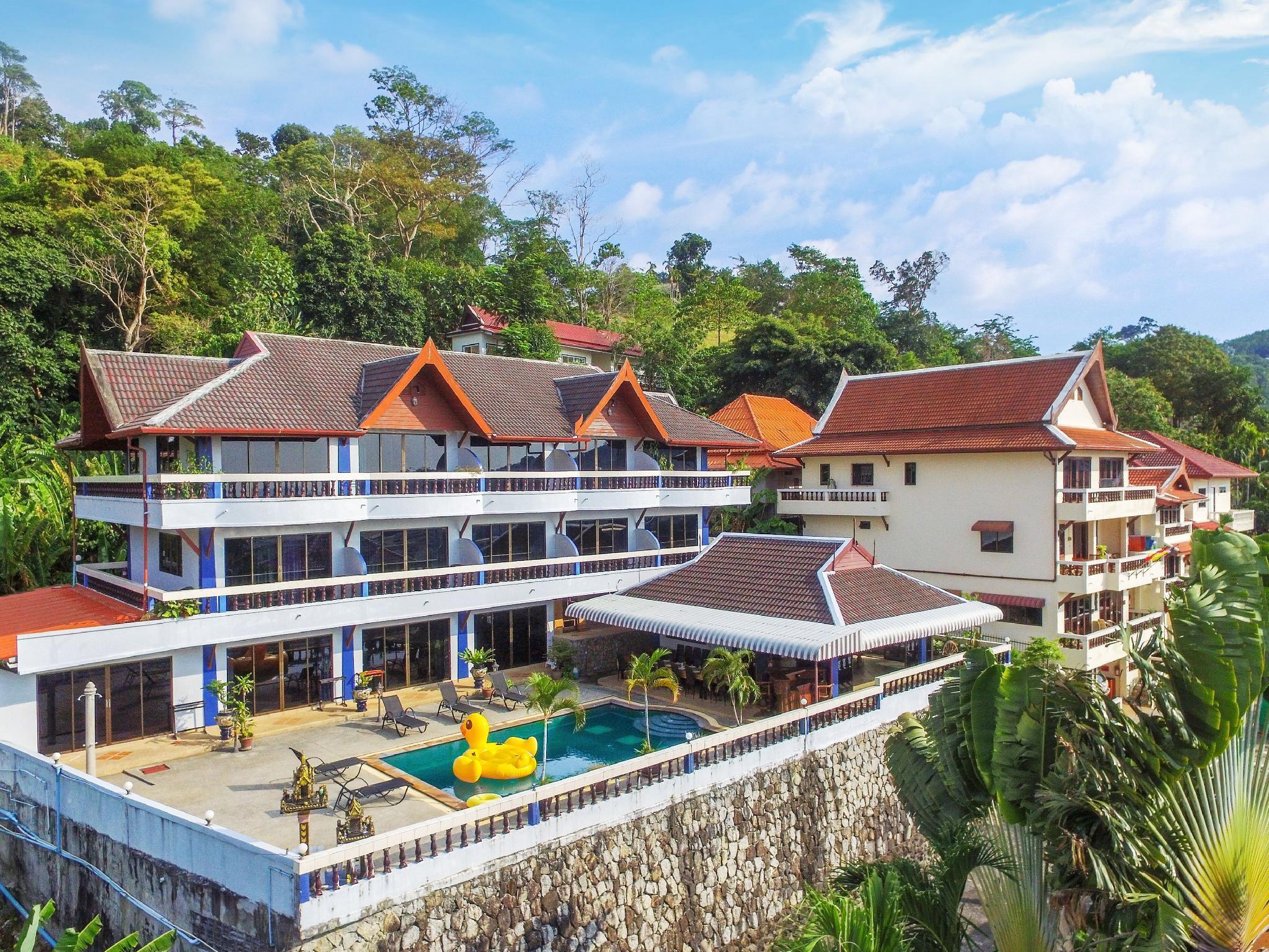 Seaview 11 Bedroom Private Pool Villa Patong Beach วิลลา 11 ห้องนอน 13 ห้องน้ำส่วนตัว ขนาด 550 ตร.ม. – ป่าตอง