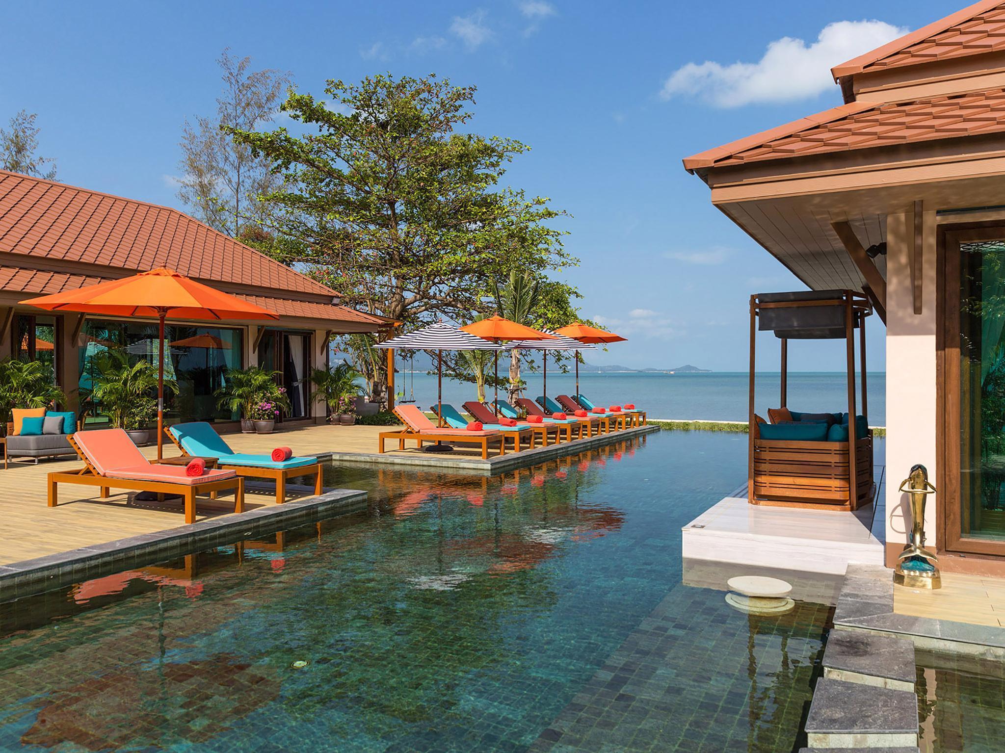 Angthong Villa วิลลา 4 ห้องนอน 4 ห้องน้ำส่วนตัว ขนาด 400 ตร.ม. – เชิงมน