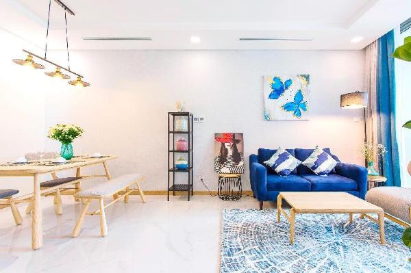 Luxury stayz at LANDMARK 81 - Free Gym Ho Chi Minh City