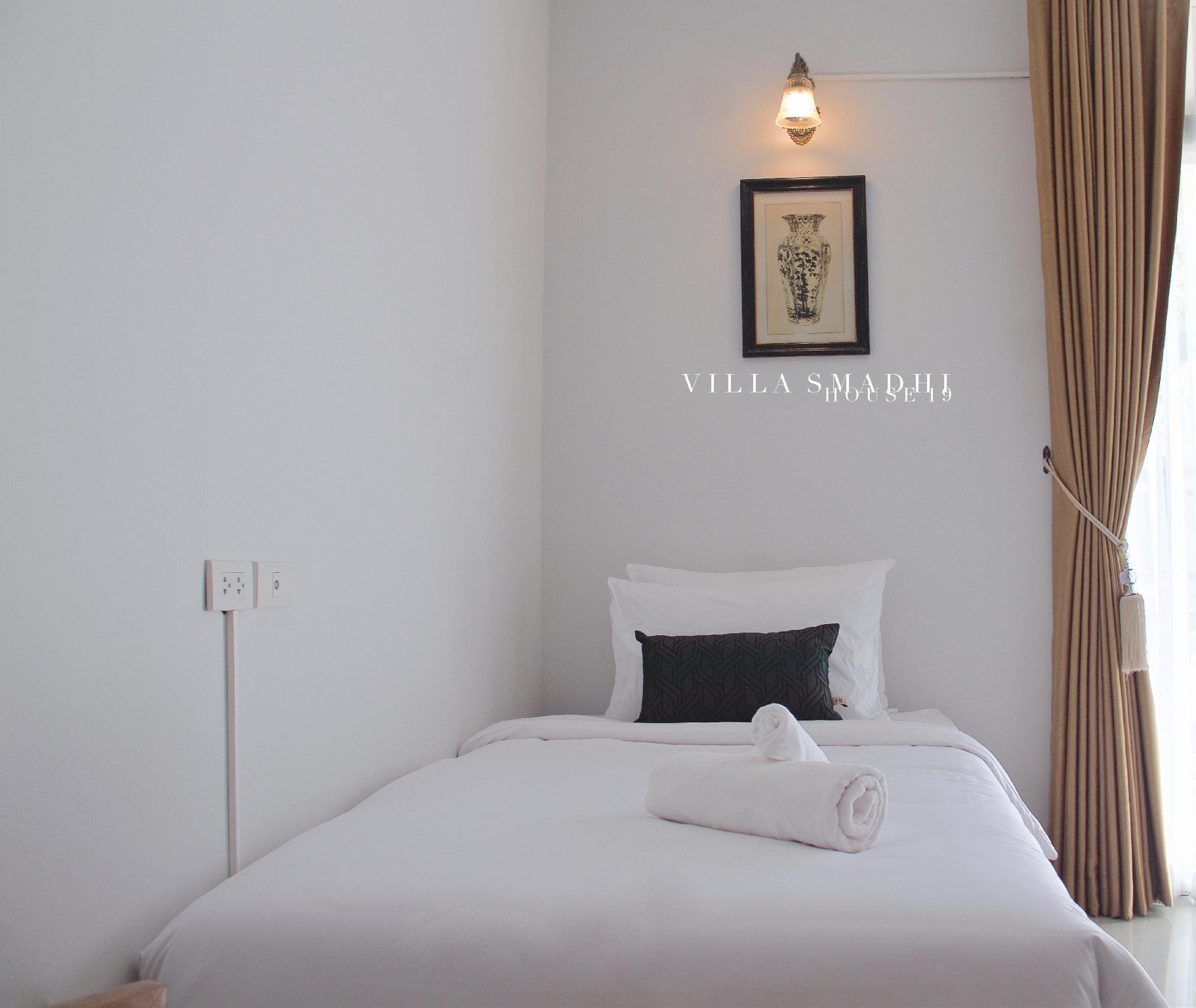 Villa Smadhi House 19  by Ben's Studio วิลลา 2 ห้องนอน 2 ห้องน้ำส่วนตัว ขนาด 150 ตร.ม. – บ้านในช่อง
