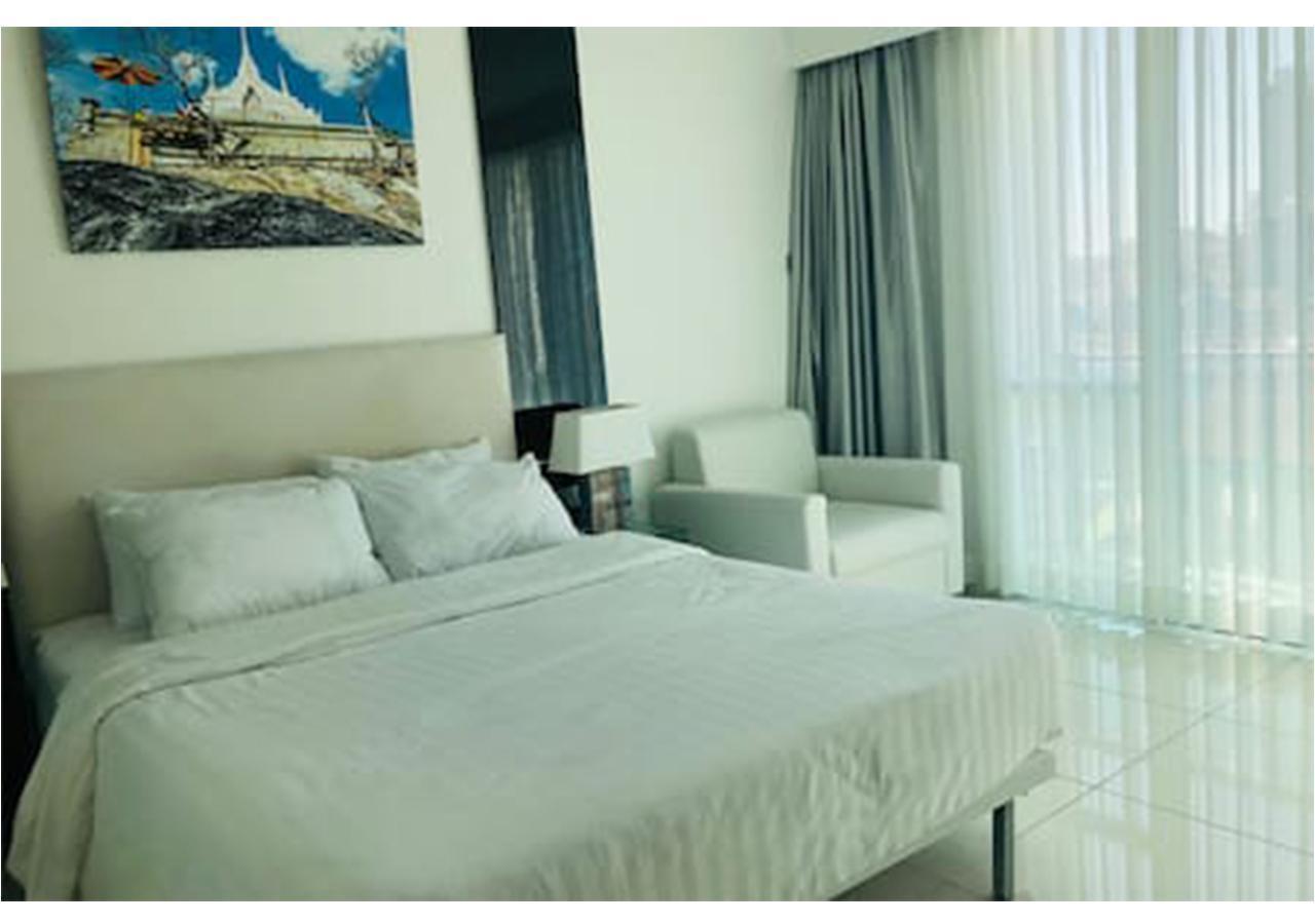 Nice studio room in the Pattaya city อพาร์ตเมนต์ 1 ห้องนอน 1 ห้องน้ำส่วนตัว ขนาด 27 ตร.ม. – พัทยากลาง