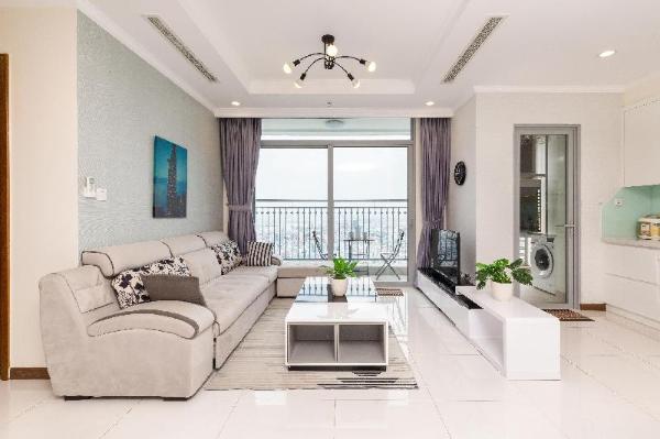 YUSTAY 4301-Luxury Panoramic CityView 3BR Apt Ho Chi Minh City