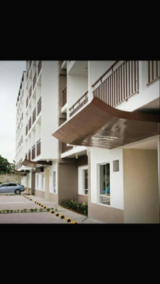 picture 1 of Secured Condo Near Airport with AC and Wifi