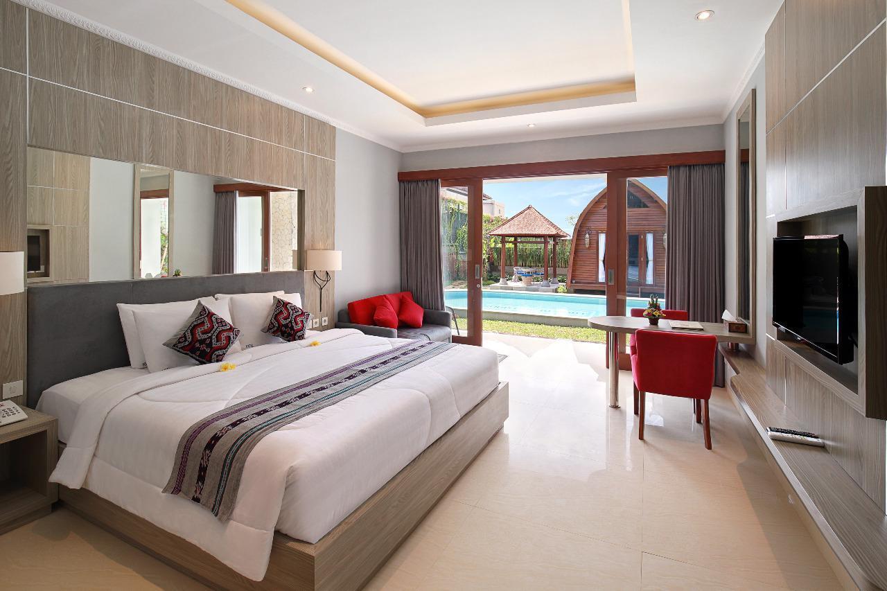 Suite Room With Balcony Jimbaran    Brand New