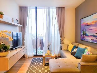 [スクンビット]アパートメント(62m2)| 2ベッドルーム/1バスルーム 【hiii】HighFL CityView2BR/Cloud Pool&Gym-BKK153