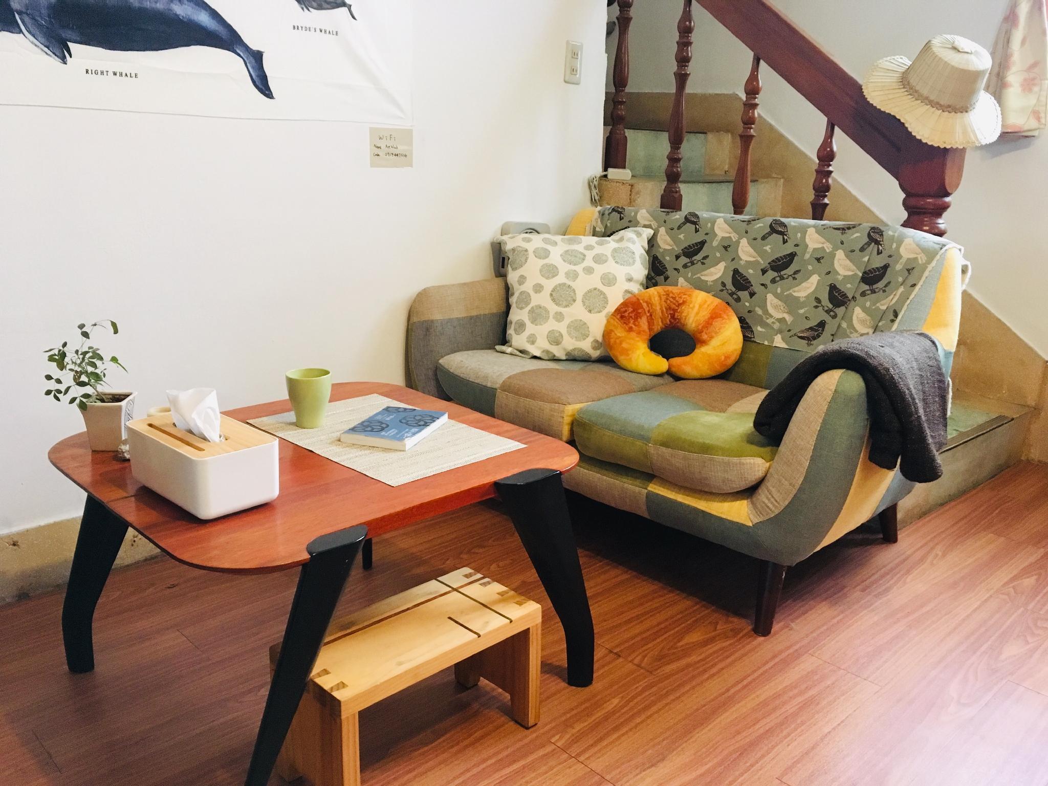 藝木宅chill in-House Of Wood n Art 旅程•單人房 寧靜社區