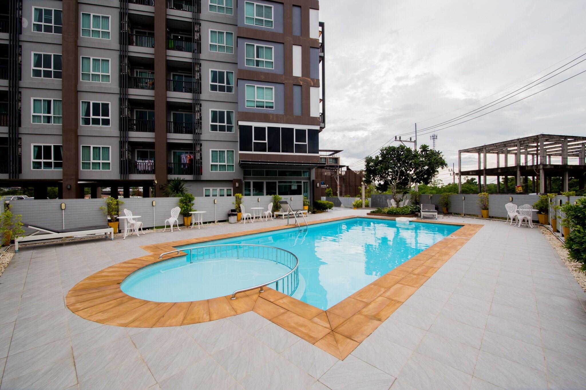 Aonang Ocean View Studio  - Pool & Fitness อพาร์ตเมนต์ 1 ห้องนอน 1 ห้องน้ำส่วนตัว ขนาด 33 ตร.ม. – อ่าวนาง