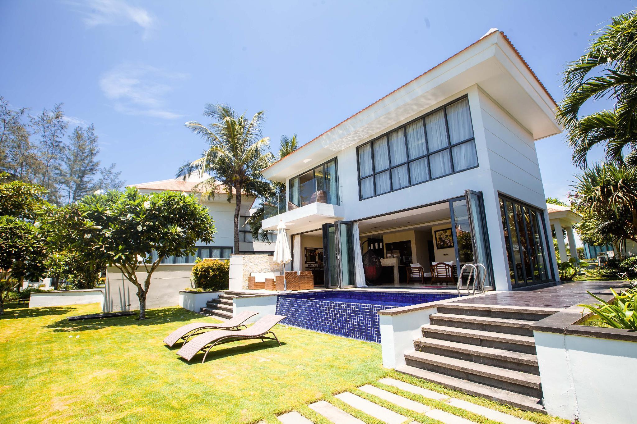 Resort Villa 4Bedroom DaNang