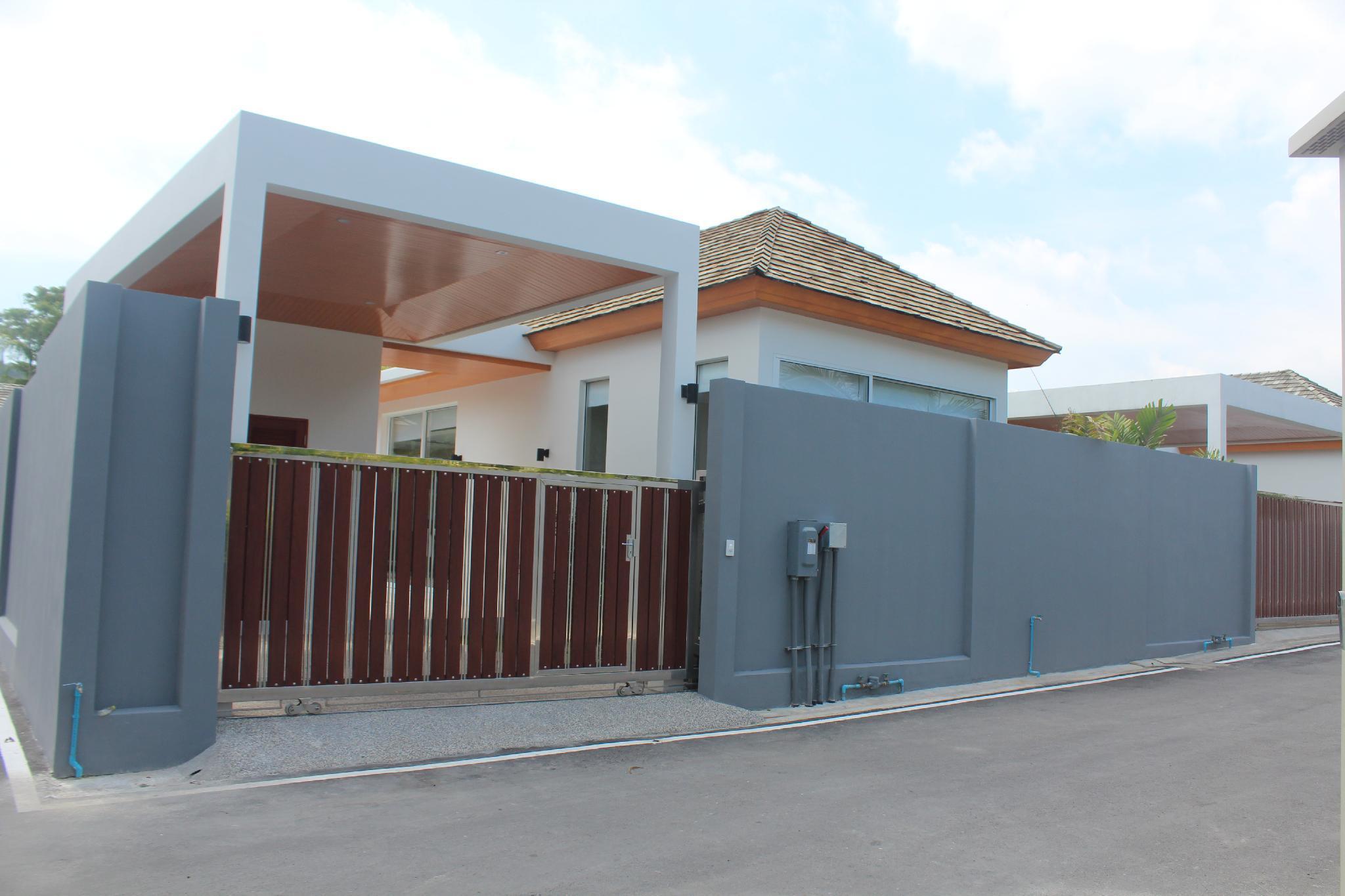 Signature Villa 2 bedroom วิลลา 2 ห้องนอน 2 ห้องน้ำส่วนตัว ขนาด 400 ตร.ม. – ในหาน