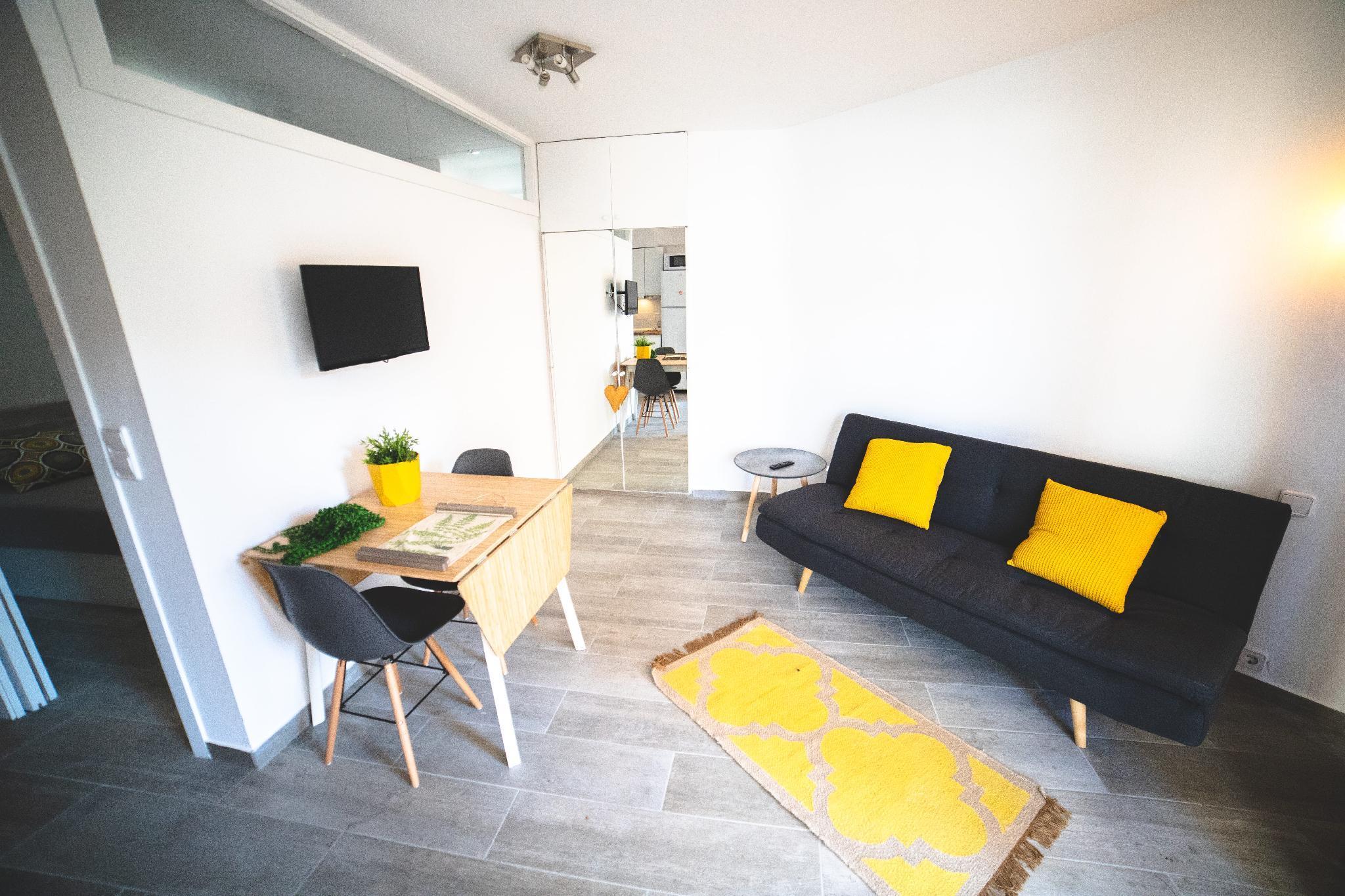 Wonderful Apartment In Platja D'Aro Next To Beach