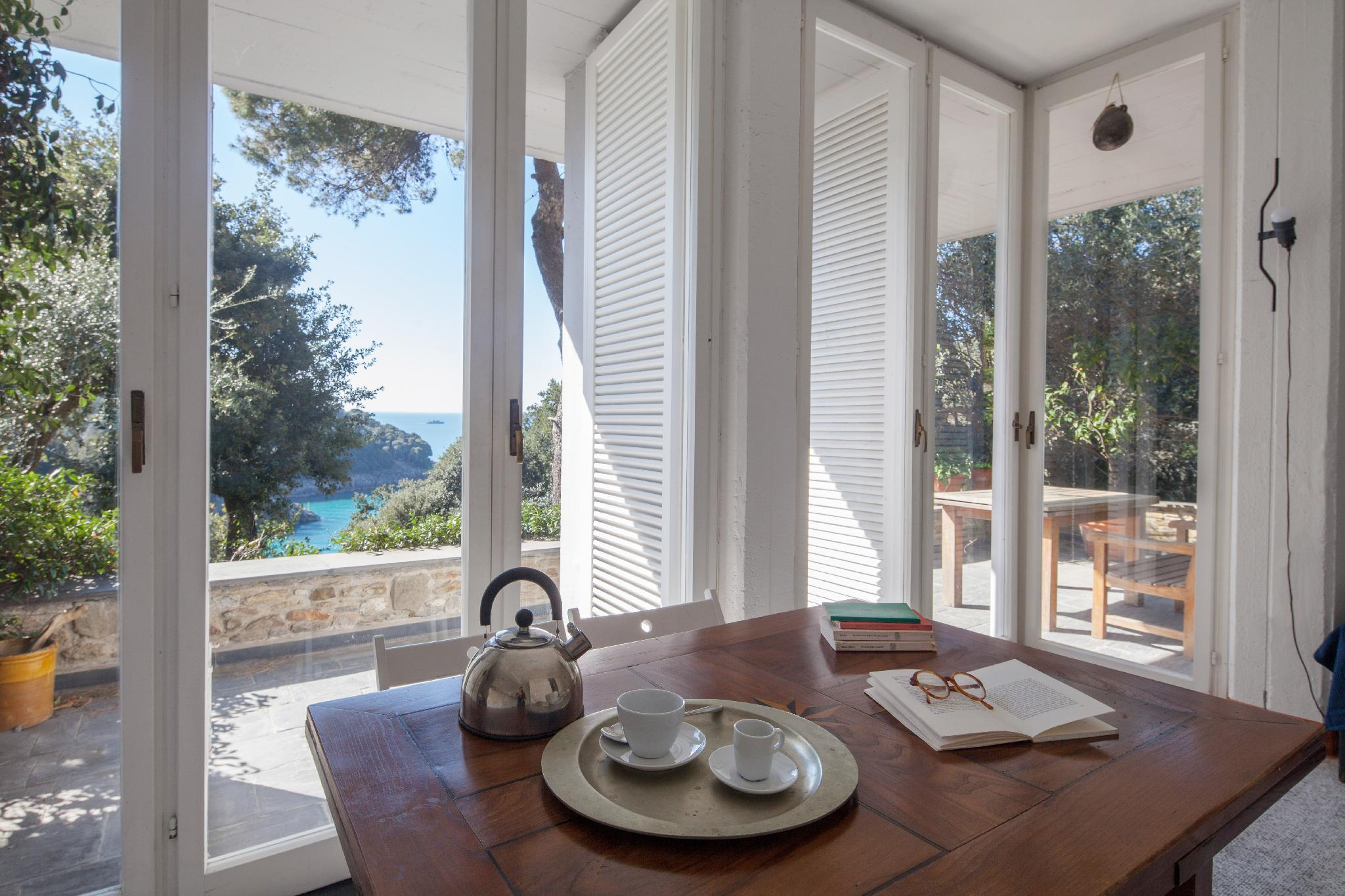 Fivestay Lerici Seaview Private Access To Beach