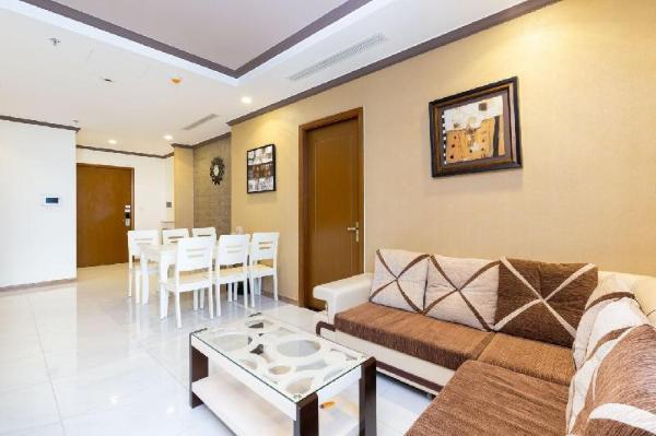 Halen 3 bedroom apartment in Vinhomes Central park Ho Chi Minh City