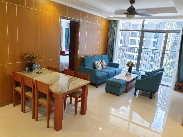 3 bedroom classic Apt in Vinhome Central Park Ho Chi Minh City