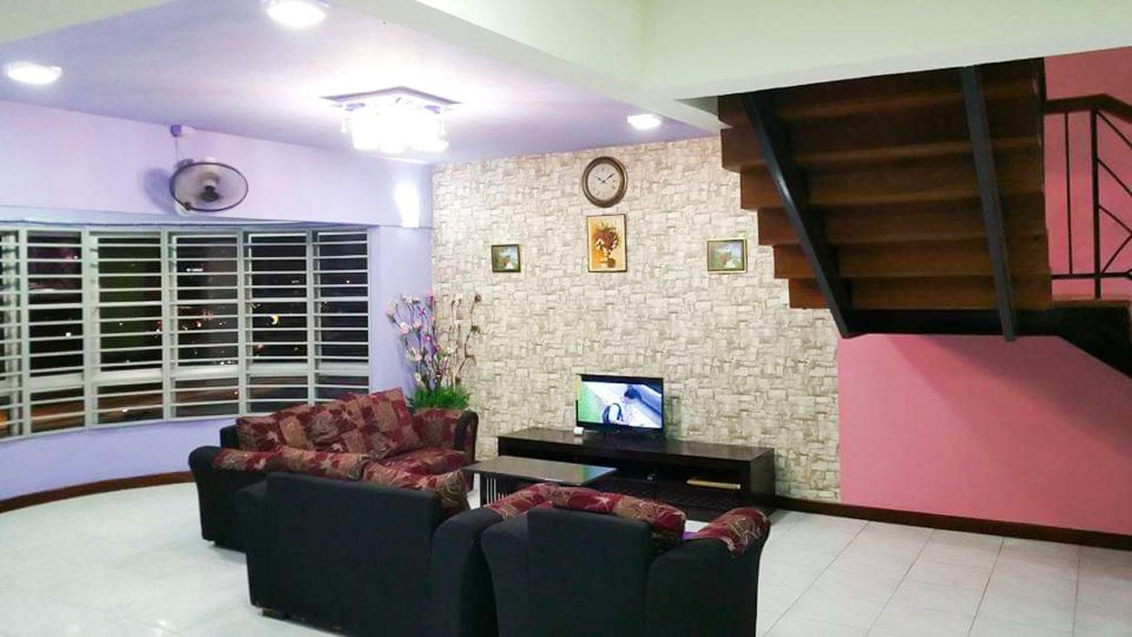 5 ROOMS AIR-COND KLCC VIEW VILLA WITH POOL