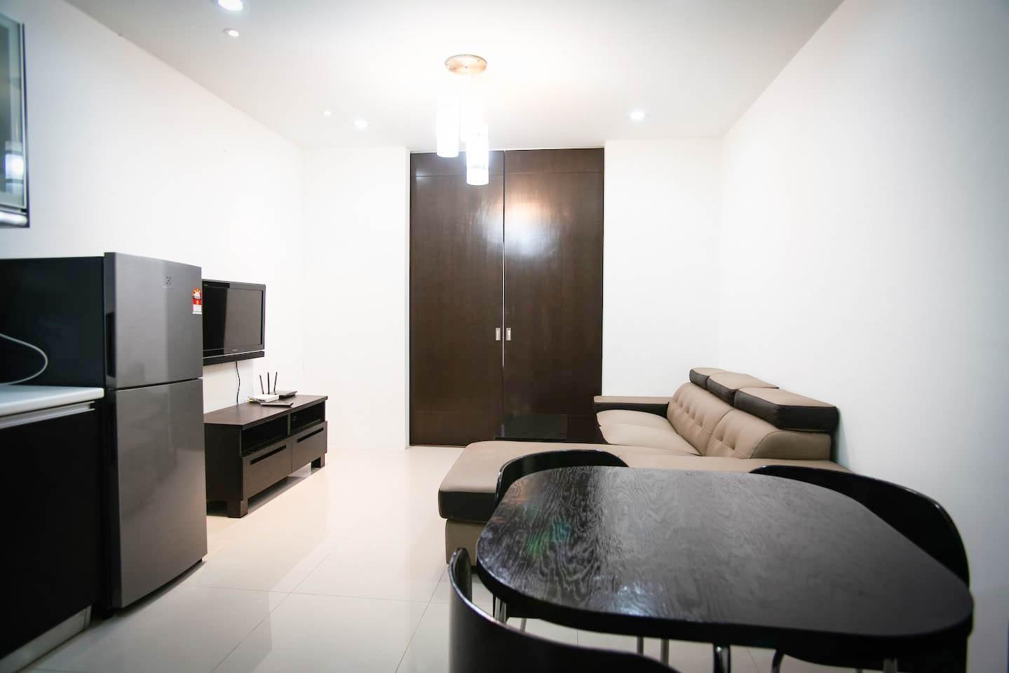 1 Bukit Bintang Modern Studio Facing KLCC View