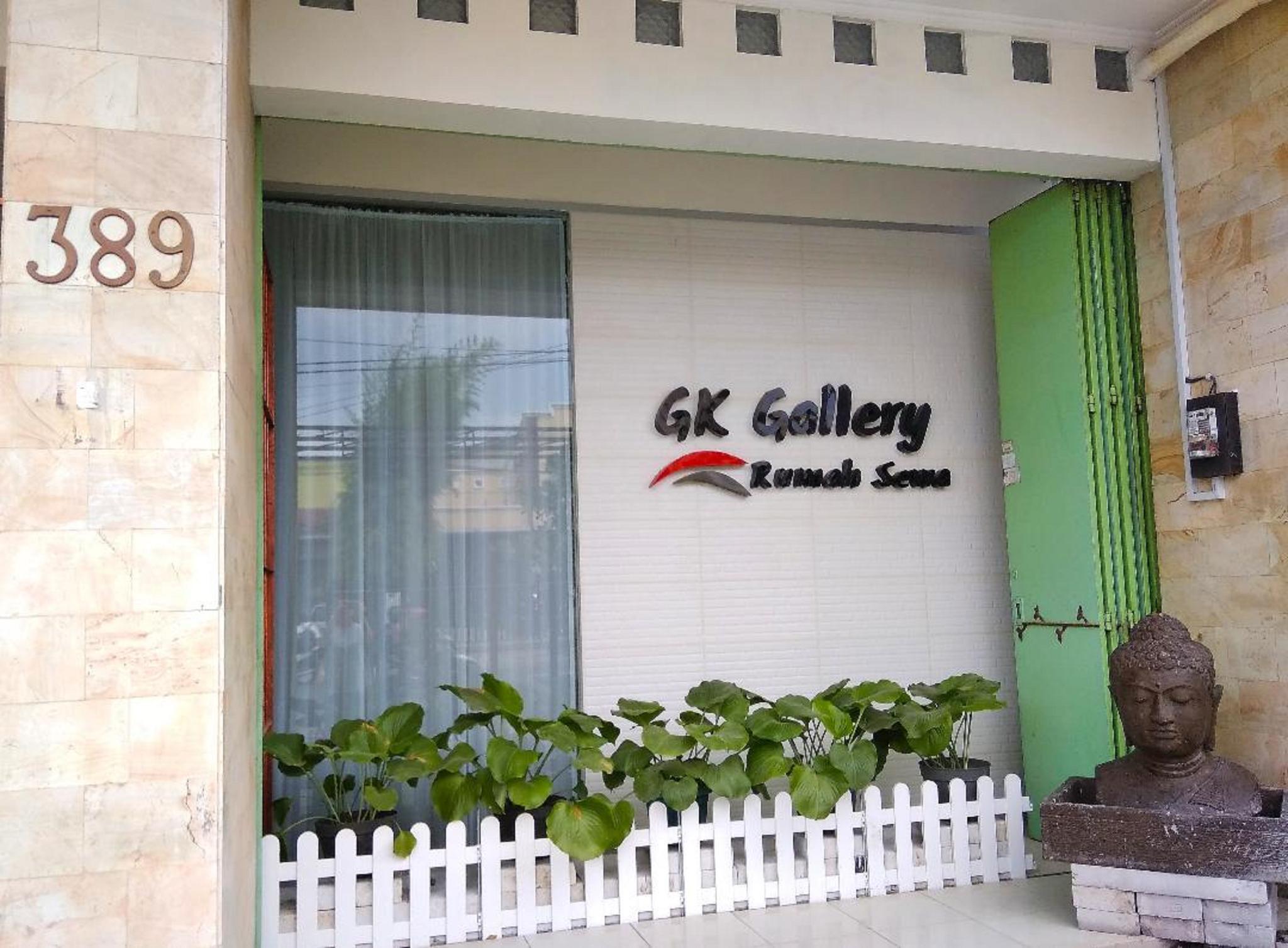 Premium At GK Gallery Rumah Sewa