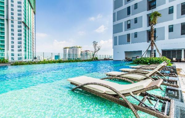 Saigon Chill Stay @CornerView1226 Minimalist Place Ho Chi Minh City