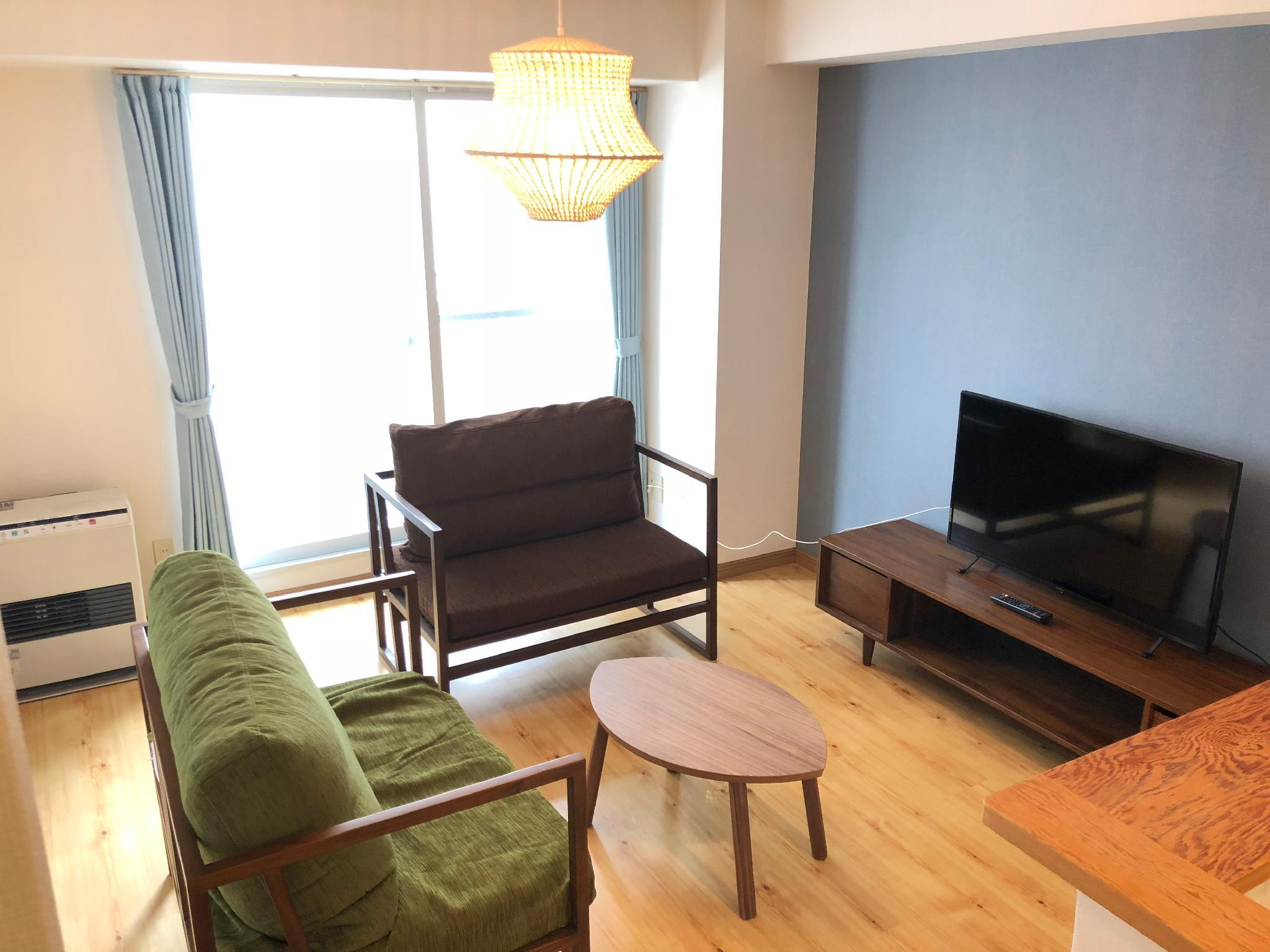 A75 1 Bedroom Apartment In Sapporo
