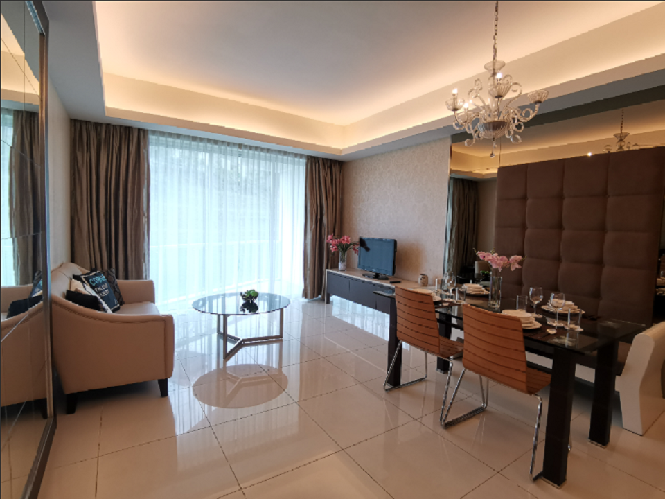 KL Luxury Damas Suites And Residences By COBNB  DR12