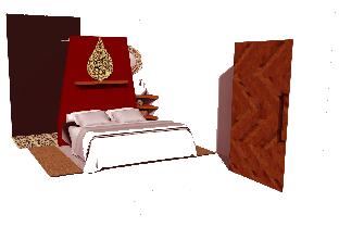 [アオナームマオベイ]ヴィラ(170m2)| 4ベッドルーム/4バスルーム ALOE Ecological Boutique Villas