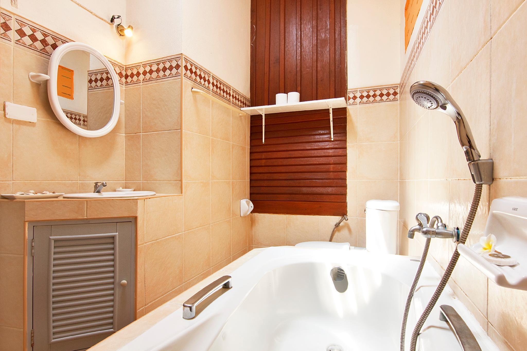 Lovely & Cozy Hideaway Beach House บังกะโล 1 ห้องนอน 1 ห้องน้ำส่วนตัว ขนาด 50 ตร.ม. – บางปอ