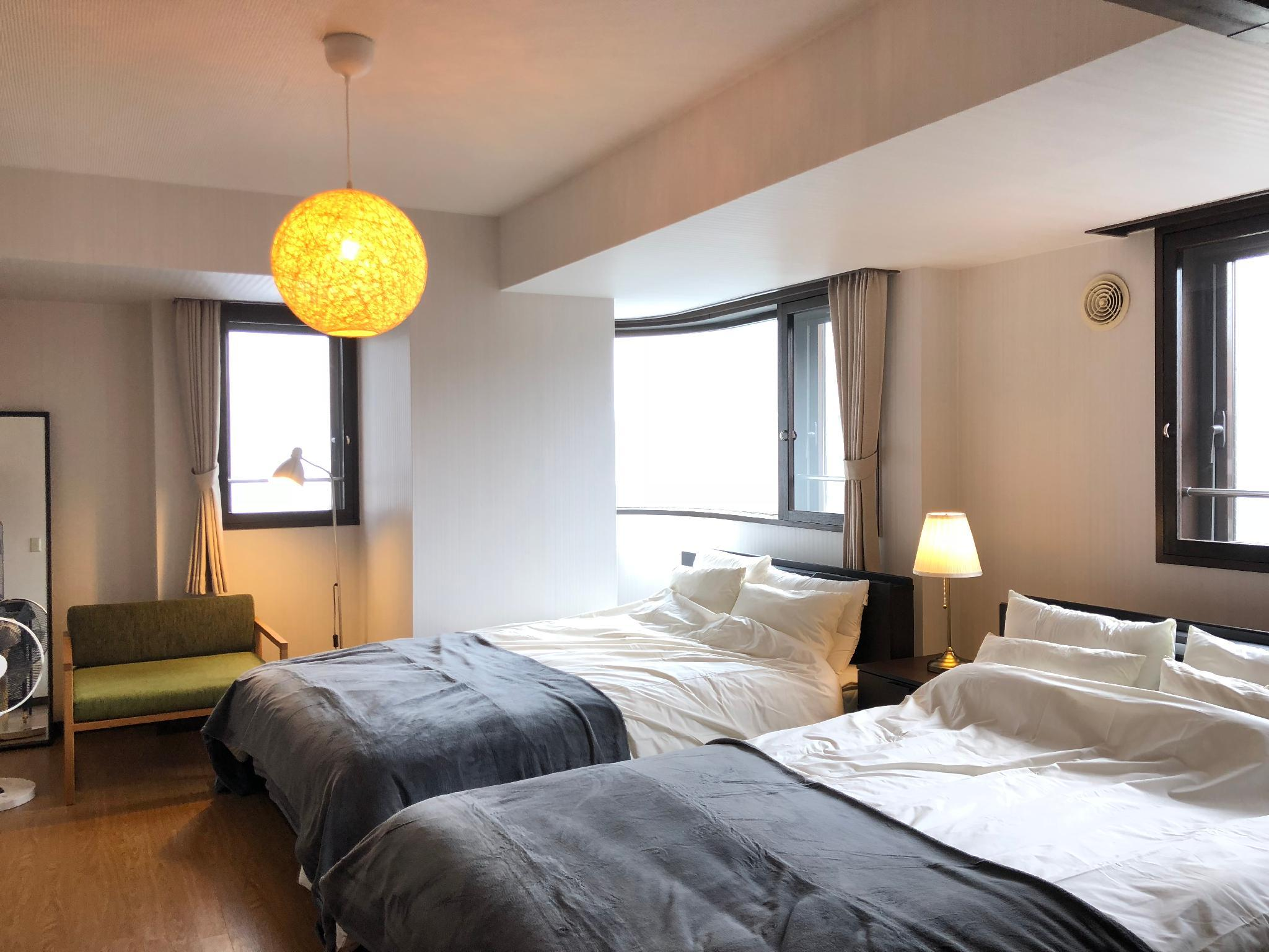 C62 1 Room Apartment In Sapporo