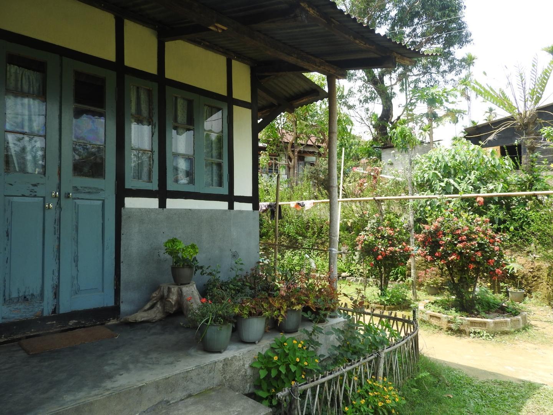 Mawlynnong Nangkiew Khasi House