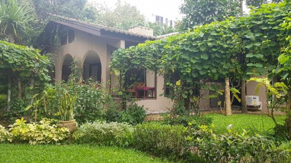Bakerista House, 3 bedroom with shared garden Chiang Mai