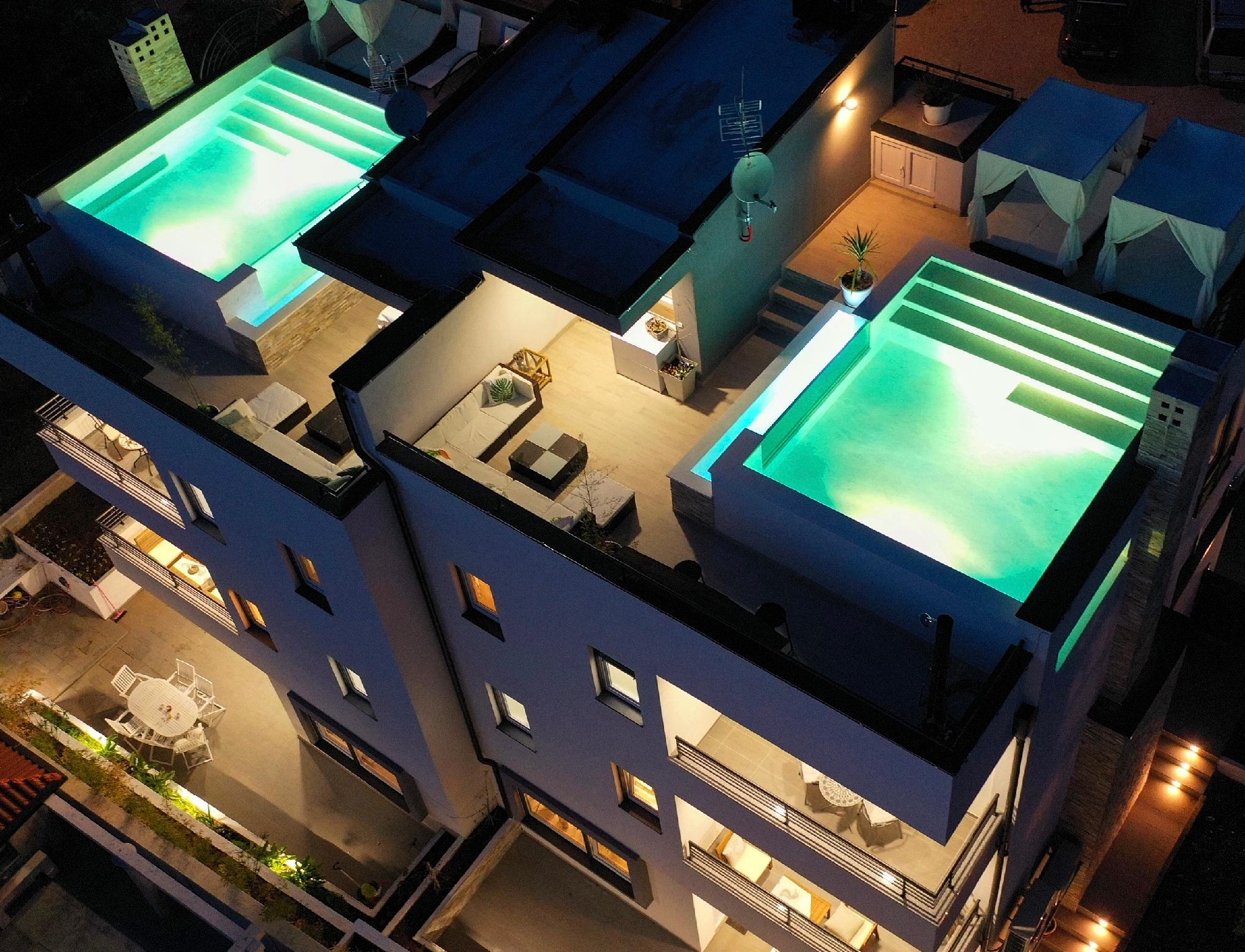 Rooftop Pool And Terrace Villa Bellavista