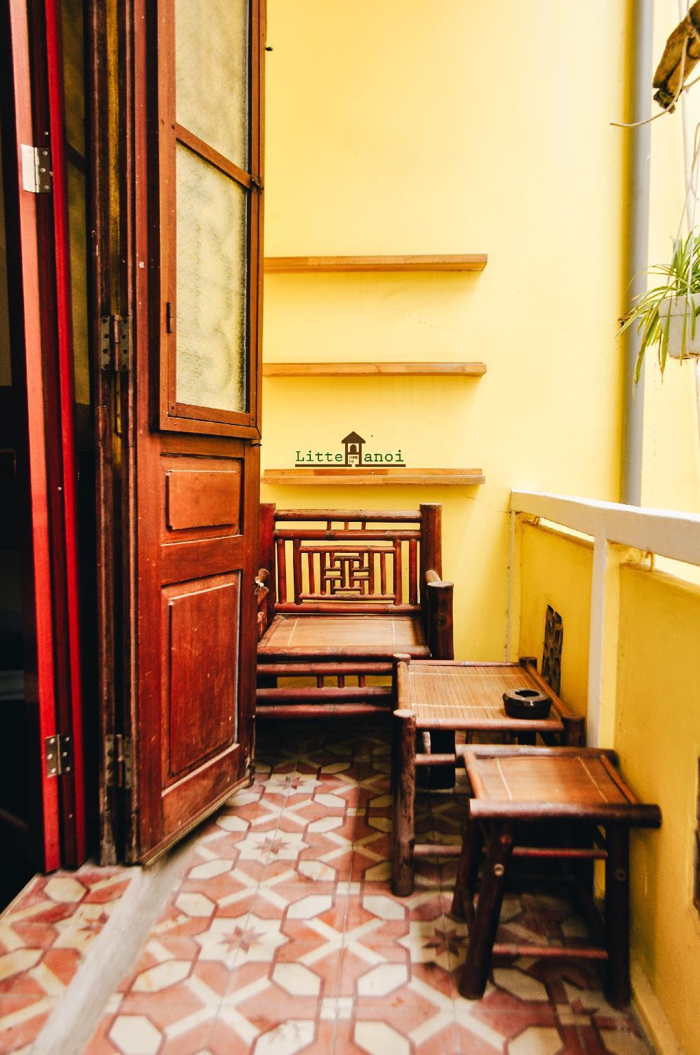 Hanoi Little House   Balcony Room
