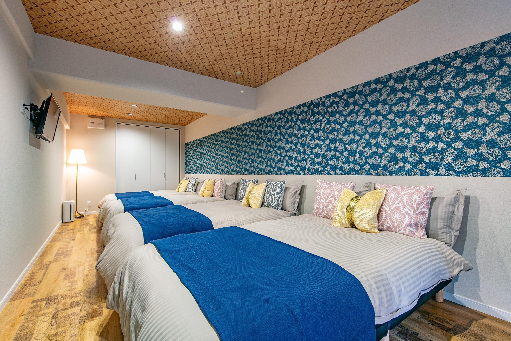 Near Umeda   Max 8 People Cozy Room For Family 3