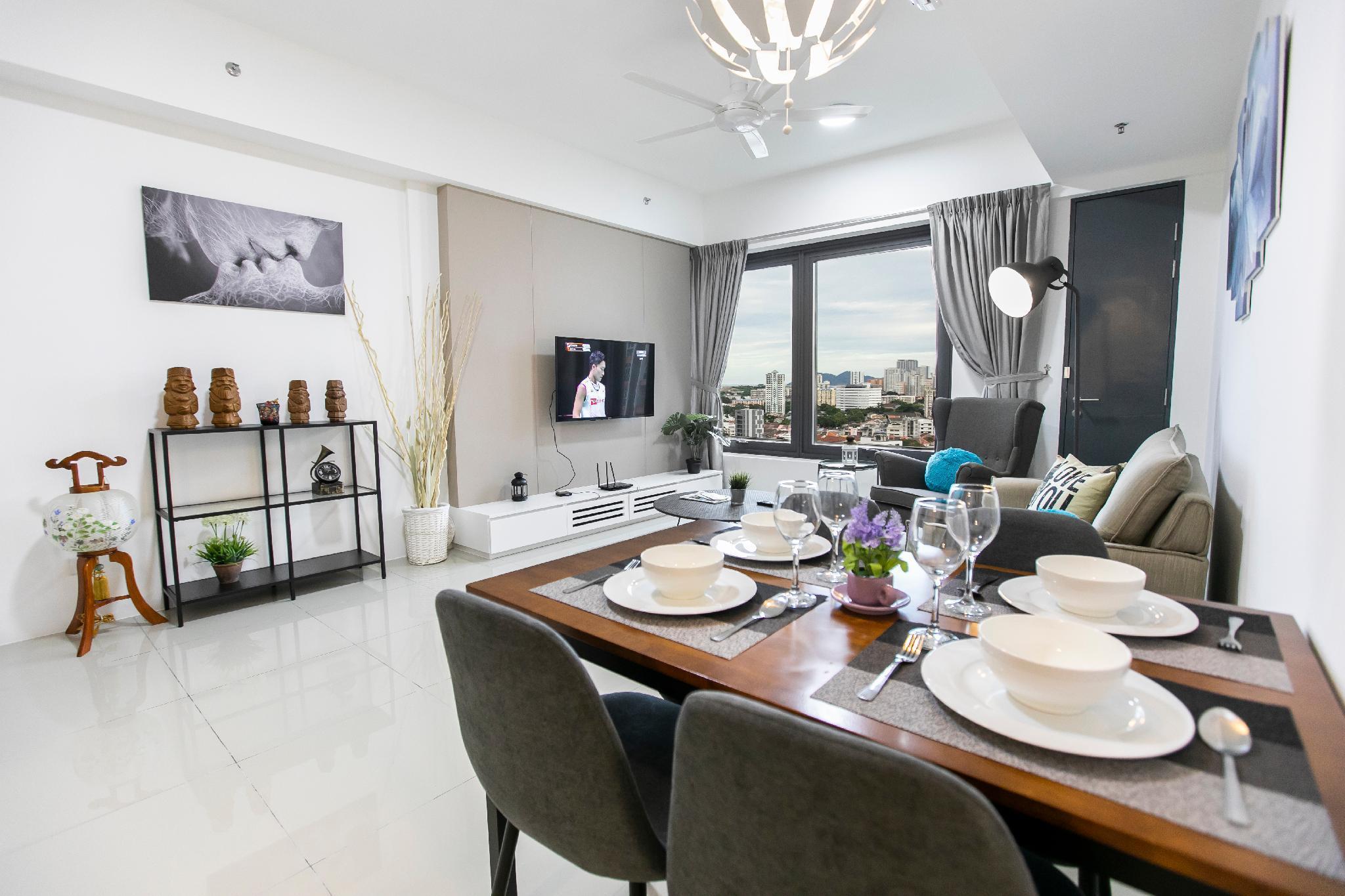 Georgetown City Luxury 3BR Suite    3