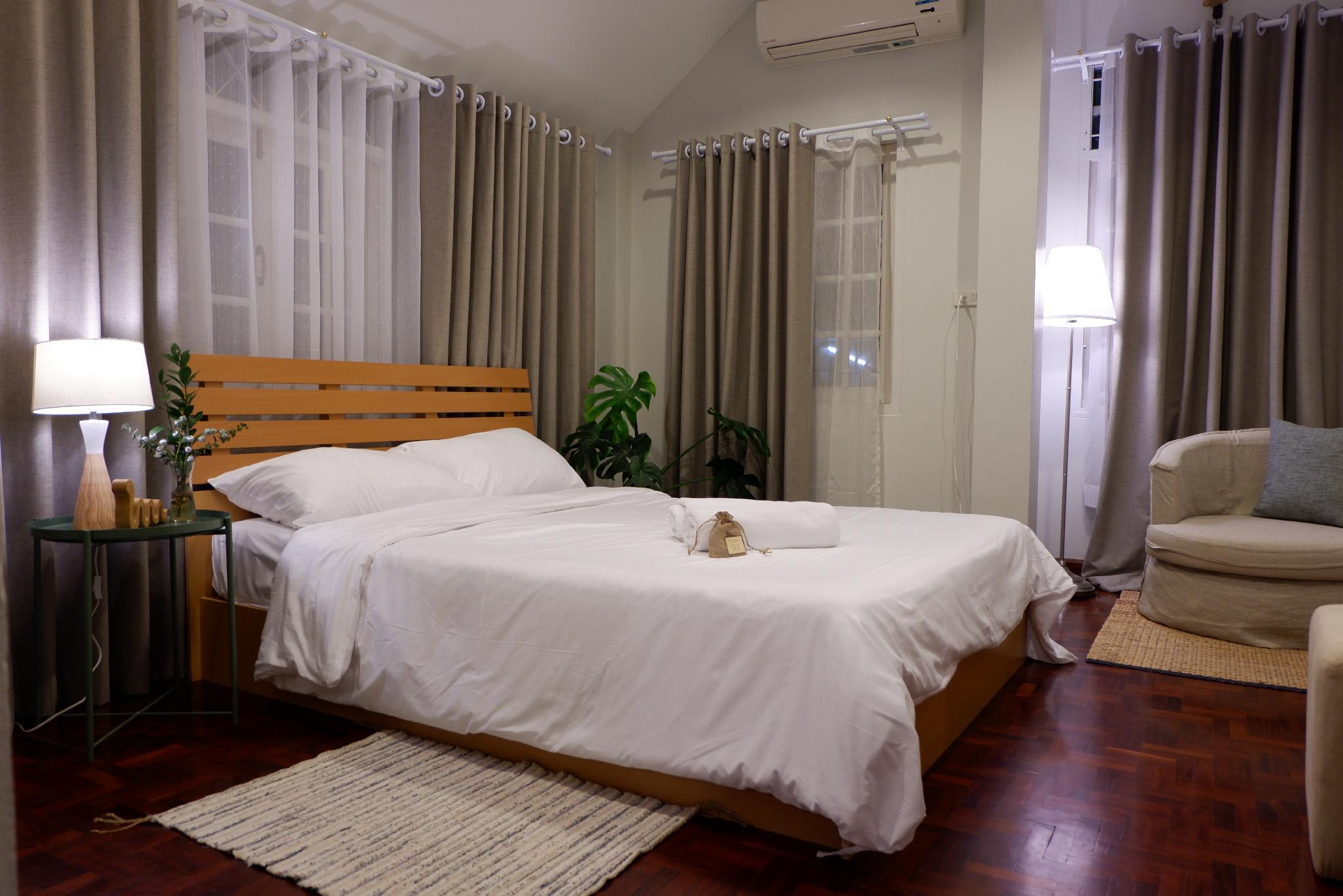 ALSO House - Nimman room2 (Shared bathroom type) สตูดิโอ อพาร์ตเมนต์ 0 ห้องน้ำส่วนตัว ขนาด 14 ตร.ม. – นิมมานเหมินทร์