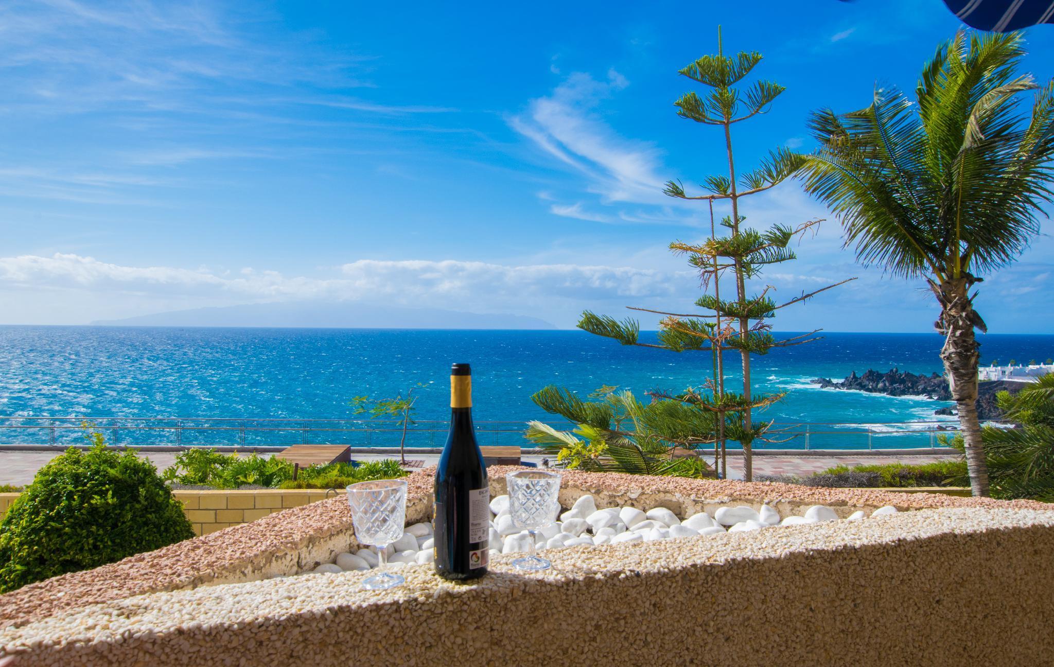 Modern Ocean View Apartment 5min To The Beach