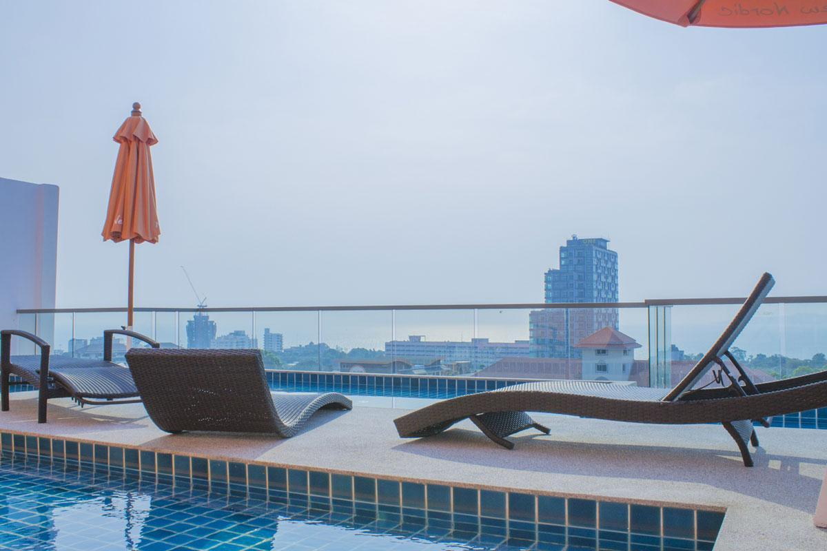 1 Bedroom Apartment In C View Residence 2 Condo