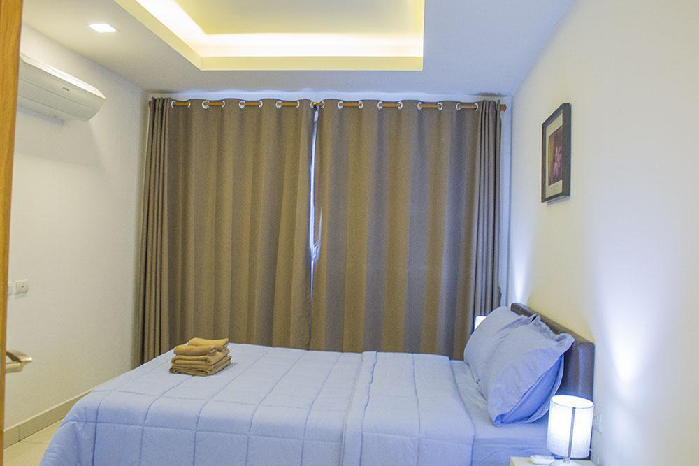 1 bedroom apartment in C-View Residence 2 condo อพาร์ตเมนต์ 1 ห้องนอน 1 ห้องน้ำส่วนตัว ขนาด 44 ตร.ม. – เขาพระตำหนัก