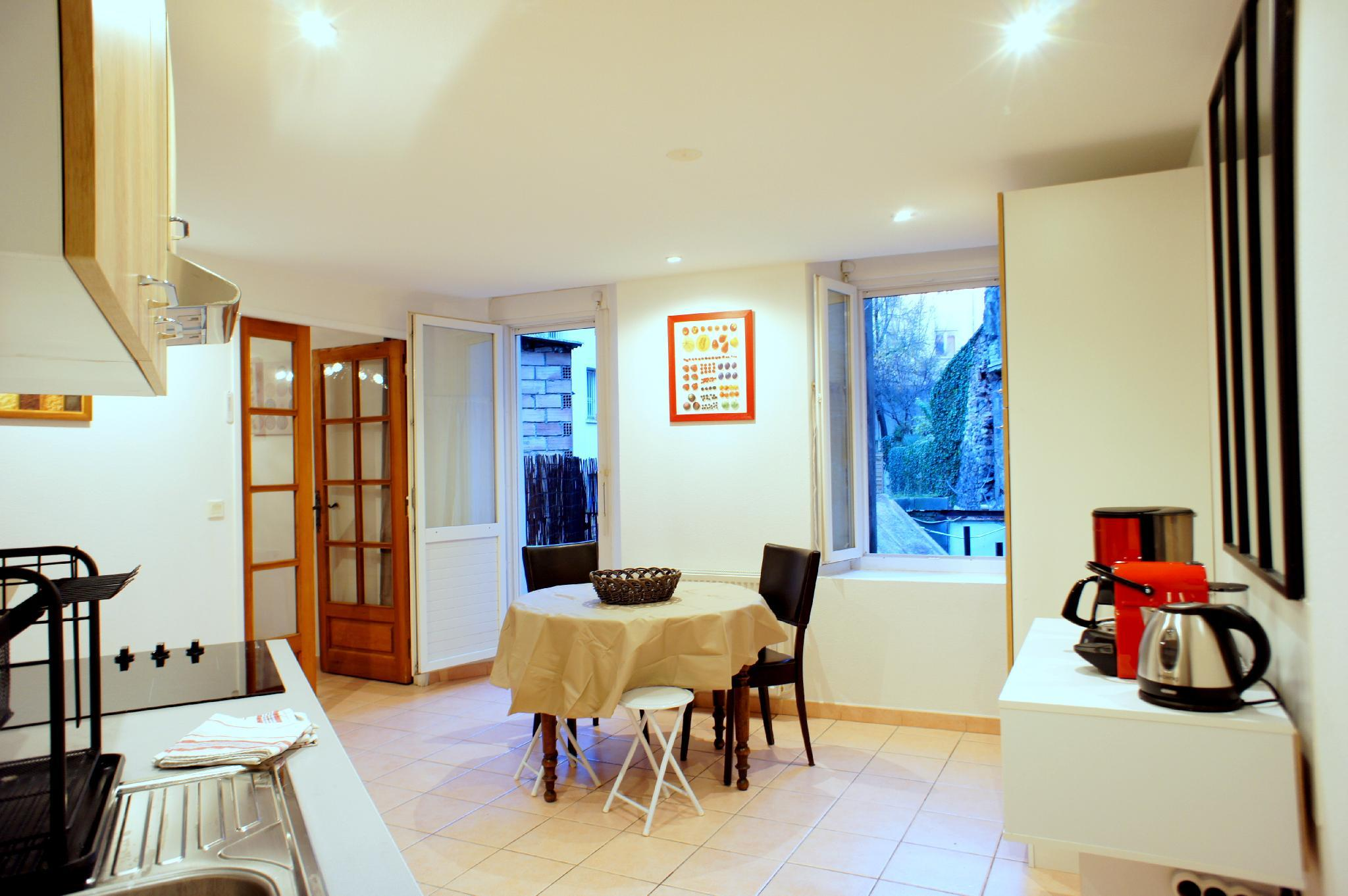 Residadigne   Agr�able Appartement Centre   Garage