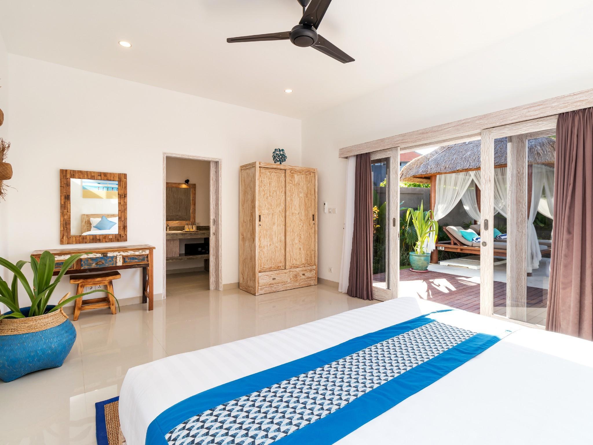 Tropical & Tranquil 7BR In Seminyak Hiburan Villas