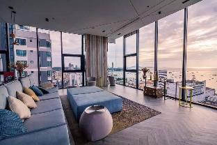 [パタヤ中心地]アパートメント(30m2)| 1ベッドルーム/1バスルーム #80 NEW DOWTOWN  LUX CONDO WITH SKY POOL