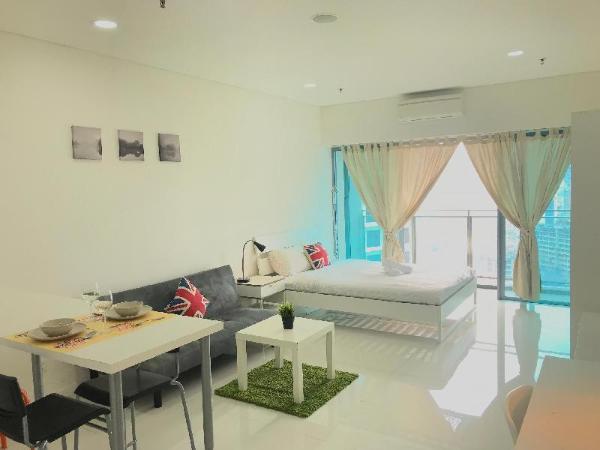 1-4pax KLCC Hotspot@Summer Suites Kuala Lumpur
