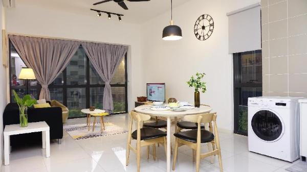 Family Suite Freewifi @ Icon City Petaling Jaya Kuala Lumpur