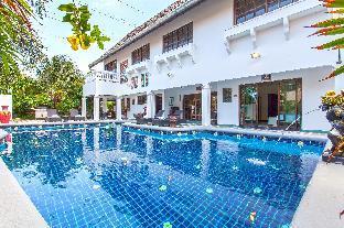 ⭐Harmony Villa 8BR w/ Large Private Pool วิลลา 8 ห้องนอน 8 ห้องน้ำส่วนตัว ขนาด 650 ตร.ม. – พัทยากลาง