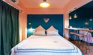 [ステープ]アパートメント(30m2)| 1ベッドルーム/1バスルーム Miss time pink house墨色奢主房