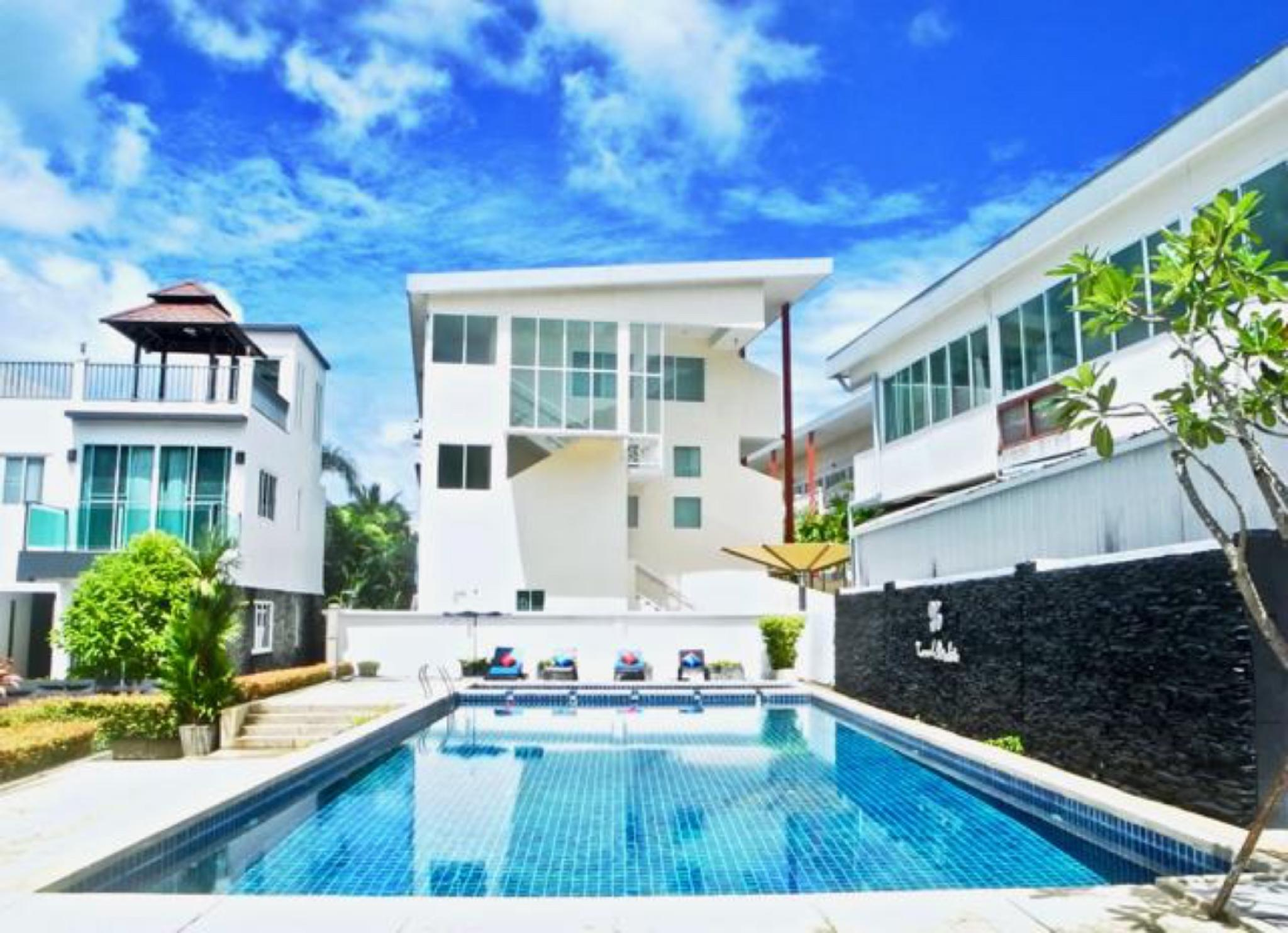 New 2 Bedrooms Townhouse In Kamala
