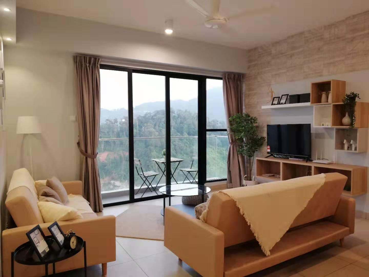 Home Sweet Home 3Room 708 Midhill Genting  WiFi
