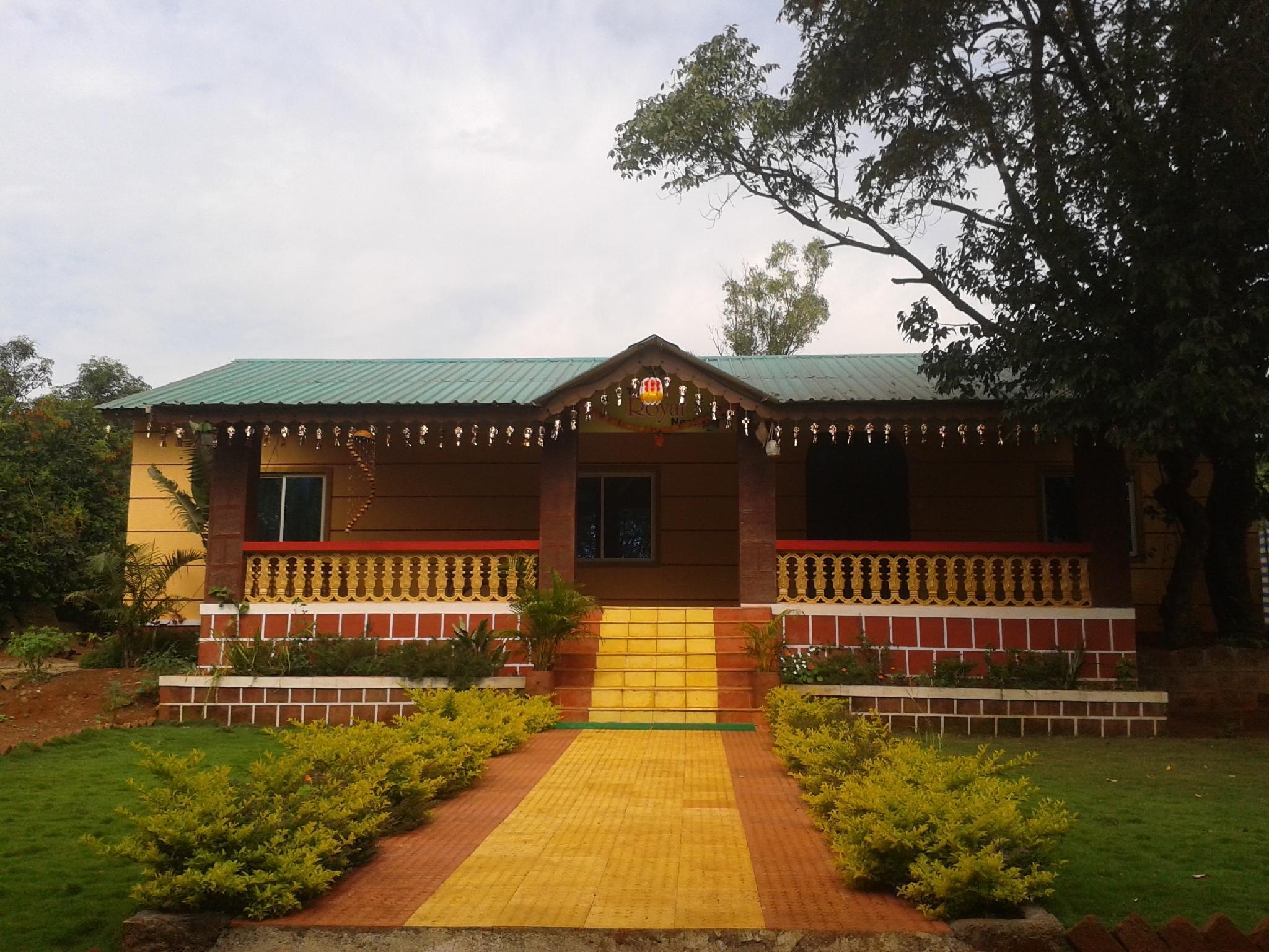 The Royal Nest Bhanglow Mahabaleshwar