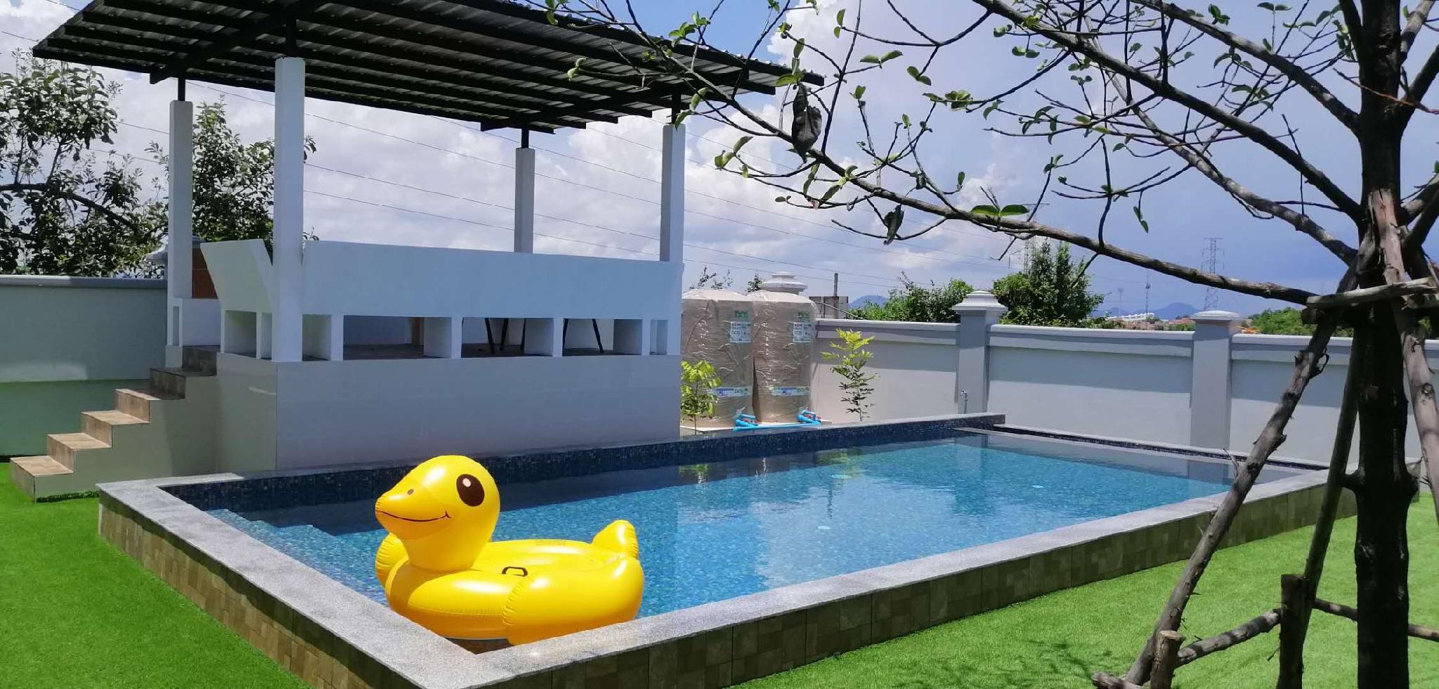 Pattaya's Top Luxury 4bedroom Pool Villa