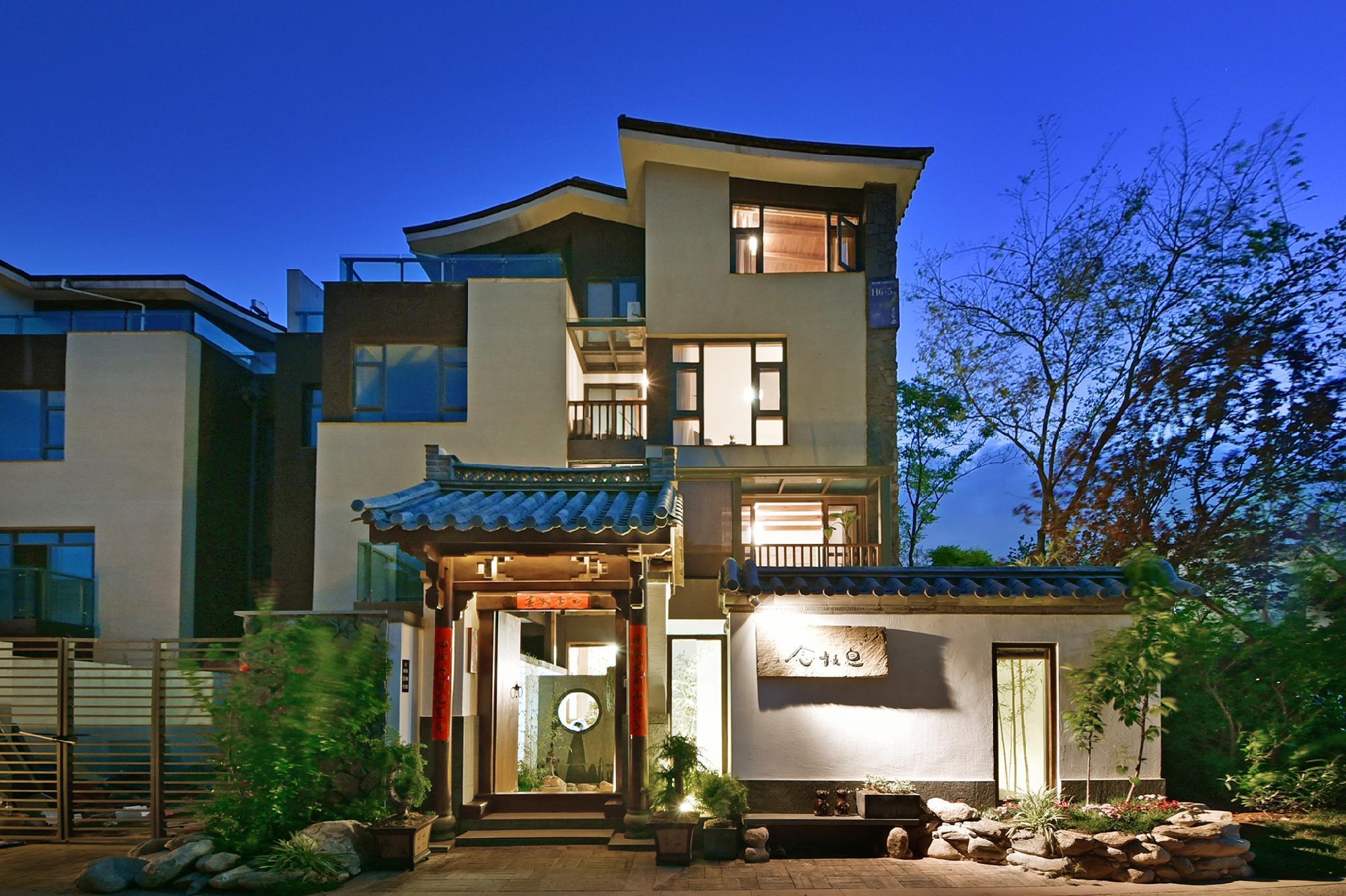 Dali Zen Of Tiger Nianzhixi Holiday Villa