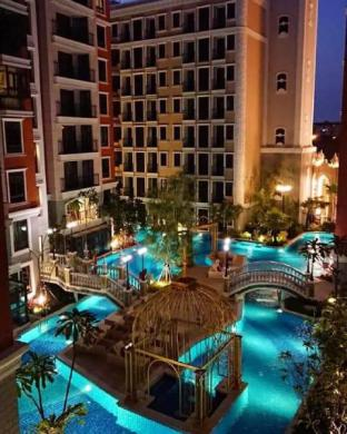[パタヤビーチロード]アパートメント(36m2)| 1ベッドルーム/1バスルーム Espana Condo Resort Pattaya