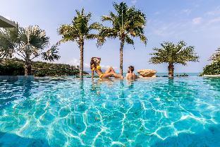 [チョンモン]ヴィラ(1600m2)| 4ベッドルーム/5バスルーム Luxury Beach-side 4-BR Villa Blue Amber